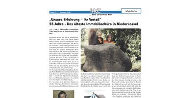 55 Jahre Immobilien Nöbel GmbH