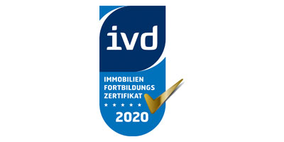 IVD Immobilien Fortbildungszertifikat 2020