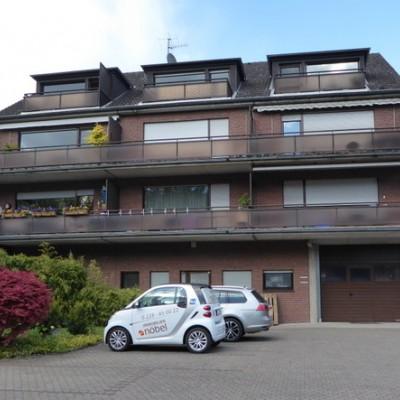 Rheidt, Appartement mit Balkon und Blick ins Grüne